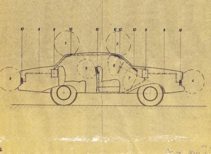 Qui a inventé l'airbag