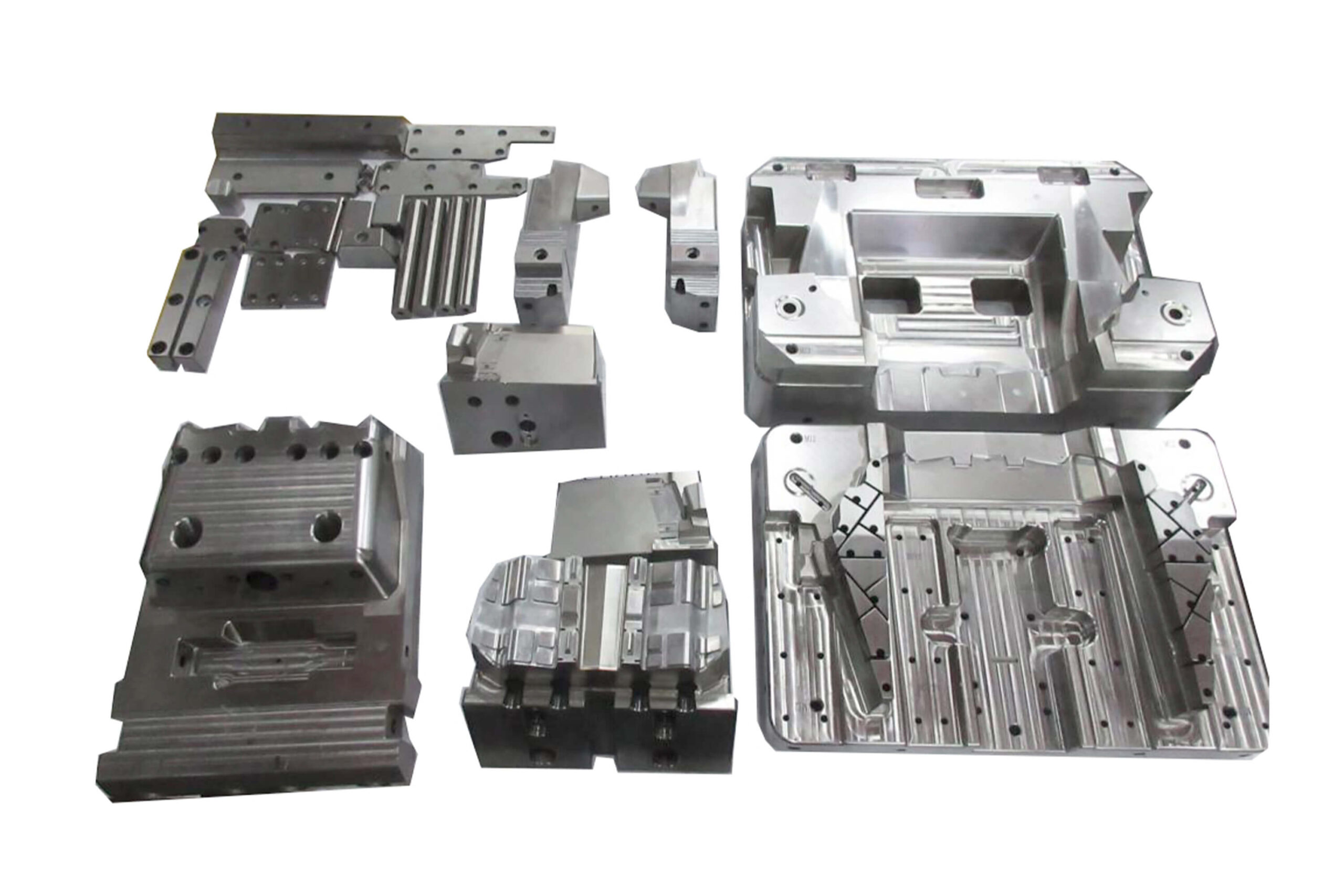 Manufacture of components